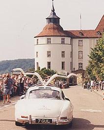 Eventkonzepte: Bsp. Langenburg Historic - Oldtimerevent