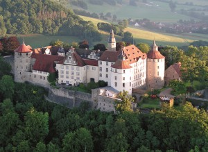 Event-Marketing-Agentur auf Schloss Langenburg im Hohenloher Land